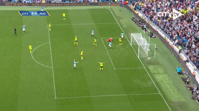 6614160750c Ederson on his first City assist! - Manchester City FC