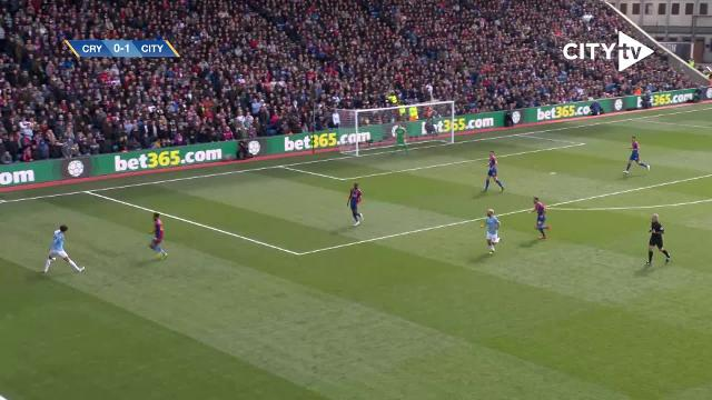 Palace 1-3 City: Brief Highlights - Manchester City FC
