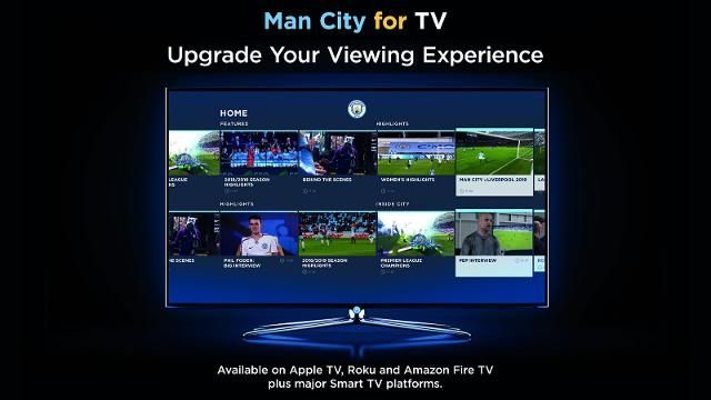 Man City for TV